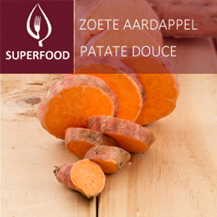 Patate douce orange