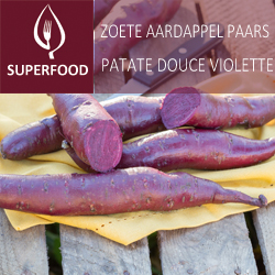 Patate douce violette